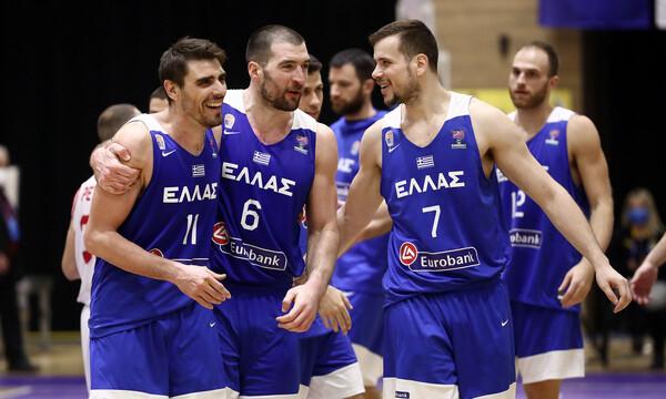 Eurobasket 2022: Στο πρώτο γκρουπ δυναμικότητας η Ελλάδα