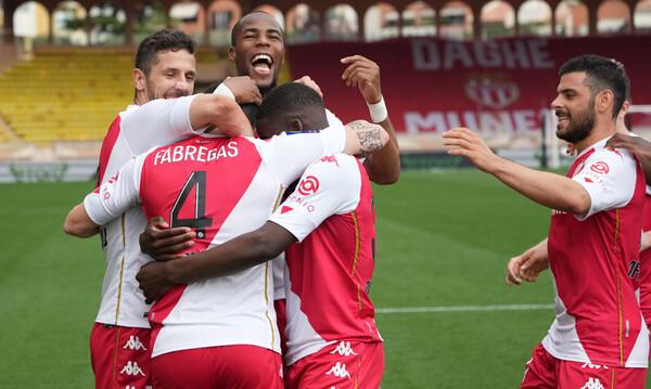 Ligue 1: Τεσσάρα της Μονακό στον δρόμο για τον τίτλο (photos)