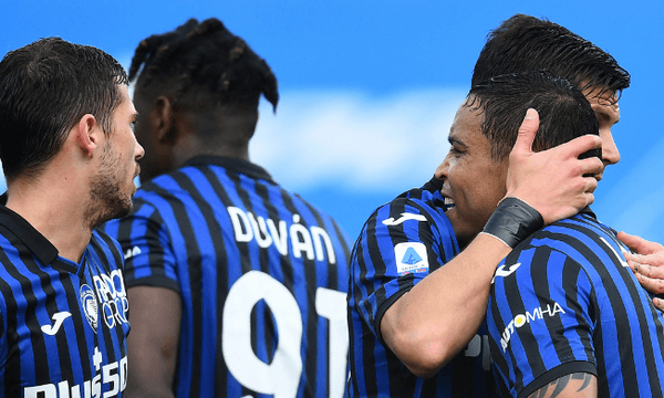 Serie A: Ακάθεκτες για Champions League Αταλάντα και Νάπολι, ισοπαλία για Ρόμα! (Videos+Photos)