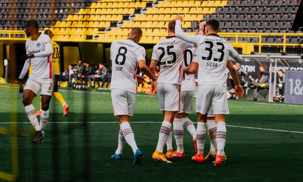 Bundesliga: Η Άιντραχτ ταπείνωσε τη Ντόρτμουντ και βλέπει Champions League! (videos+photos)