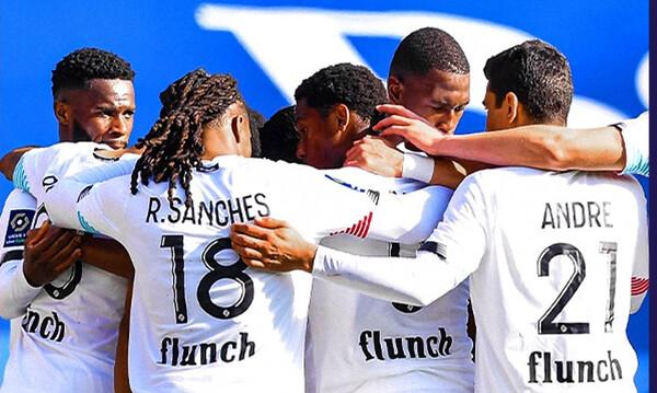 Ligue 1: Θρίαμβος της Λιλ - Νίκησε 1-0 εκτός έδρας την Παρί Σ.Ζ. κι ονειρεύεται τον τίτλο! (video)