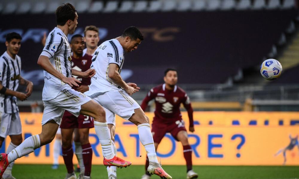 Serie A: Δε νικά με τίποτα η Γιουβέντους, πήρε ισοπαλία απ' την Τορίνο! (Videos+Photos)