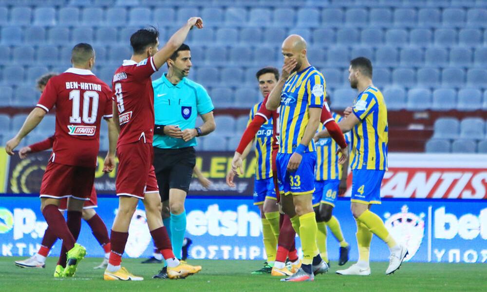 ΑΕΛ-Παναιτωλικός 1-1: «Μίλησαν» οι δύο φορ, τα highlights του αγώνα (video+photos)