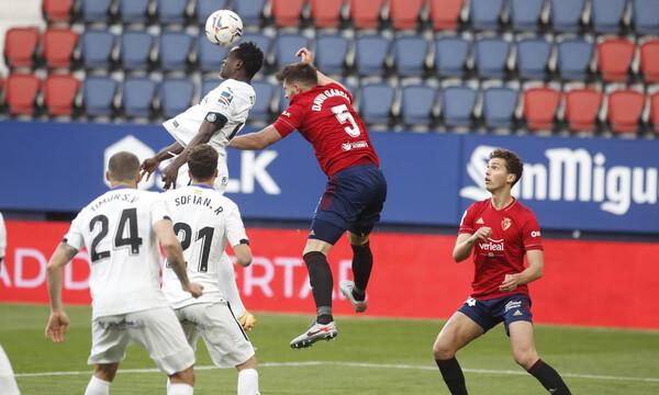La Liga: Το απόλυτο μηδέν στην Παμπλόνα! (Video+Photos)