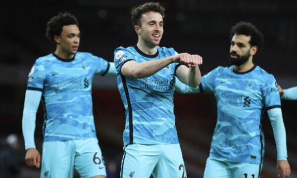 Premier League: «Αέρας» στο «Emirates» η Λίβερπουλ