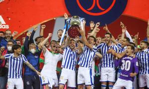 Copa Del Rey: Το σήκωσε η Ρεάλ Σοσιεδάδ! (Video+Photos)