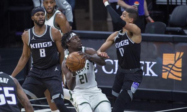 NBA: Μπορούν και χωρίς Γιάννη οι Μπακς (photos+video)