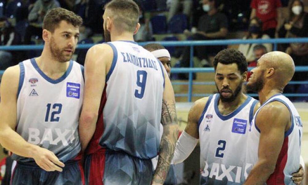 Basket League: Τα ρεκόρ του Σαχπατζίδη