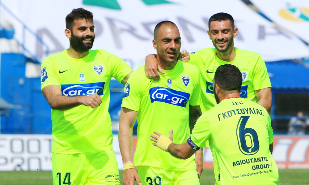Super League 2: Ασταμάτητος ο Ιωνικός, γκέλαρε ο Λεβαδειακός - Όλα τα γκολ