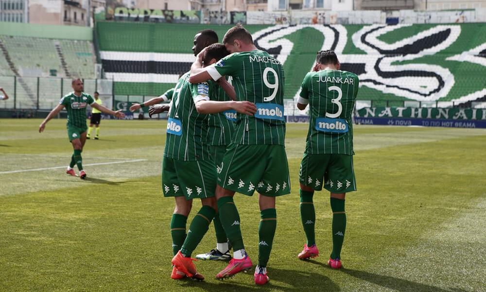 Παναθηναϊκός-ΠΑΟΚ 3-0: Τον έπιασε «πελάτη» και βλέπει Ευρώπη! (videos+photos)