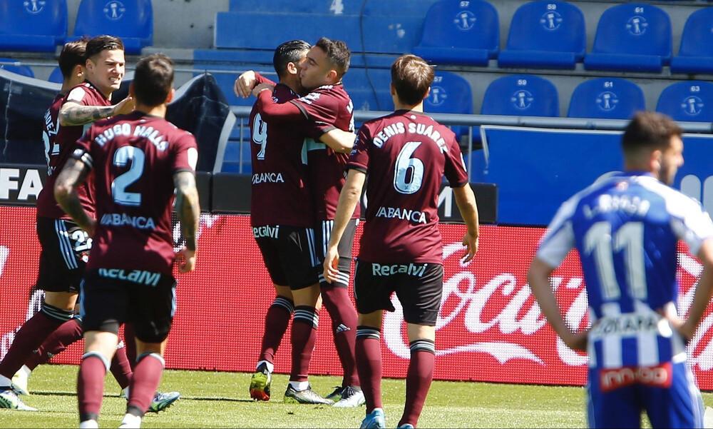 La Liga: Εύκολα η Θέλτα στην έδρα της Αλαβές! (Video)