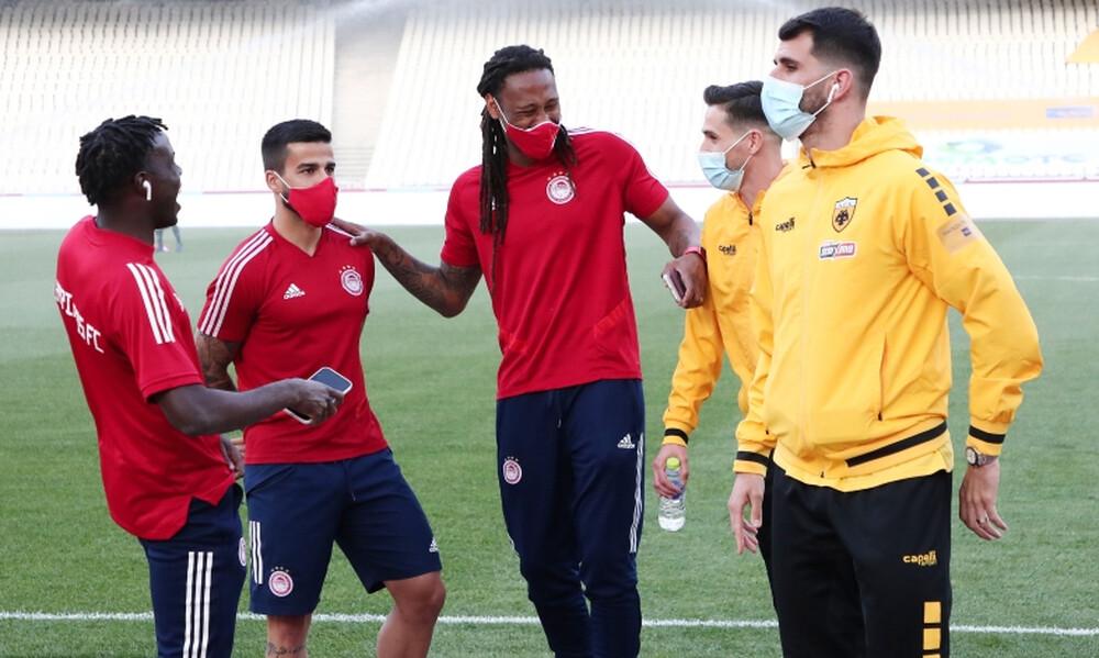 Απρόοπτο πριν το ΑΕΚ-Ολυμπιακός - Τον άφησε εκτός αποστολής ο Μαρτίνς