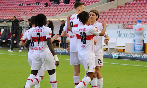 Bundesliga: Λύτρωση με αυτογκόλ κι ελπίζει για Ευρώπη η Στουτγκάρδη (video+photos)