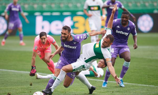 La Liga: Χαμένη ευκαιρία για Μπέτις! (Video+Photos)