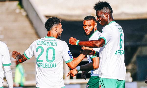 Ligue 1: Νίκη παραμονής η Σεντ Ετιέν του Σισέ! (photos)