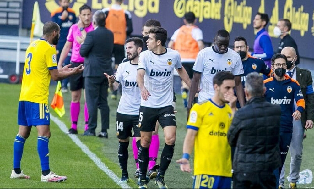 La Liga: Νίκησε η Κάντιθ και η αντί-ρατσιστική δράση! (Videos)