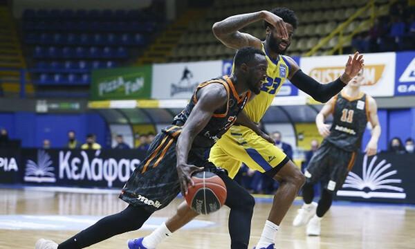 Basket League: Η βαθμολογία μετά το διπλό του Προμηθέα στο Περιστέρι