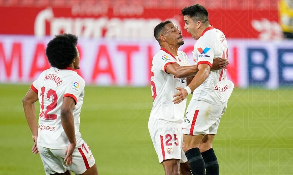 La Liga: Νίκησε την Ατλέτικο κι έβαλε… φωτιά στο Πρωτάθλημα η Σεβίλλη! (Videos+Photos)