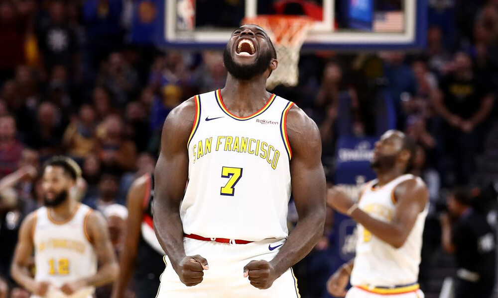 NBA: Ζημιά με Πασκάλ στους Ουόριορς (video+photos)