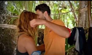 Survivor: Εξέλιξη βόμβα! Αυτή απείλησε για να χωριστούν Σάκης και Μαριαλένα (photos+videos)