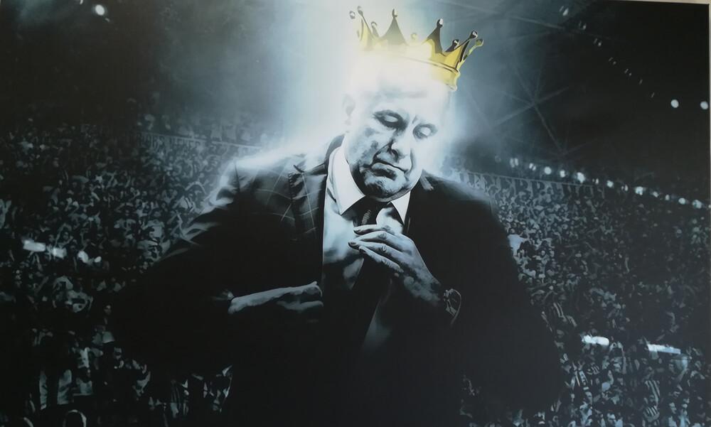 Πουλήθηκε για 1.658 ευρώ ο... «βασιλιάς» Ομπράντοβιτς (photo)