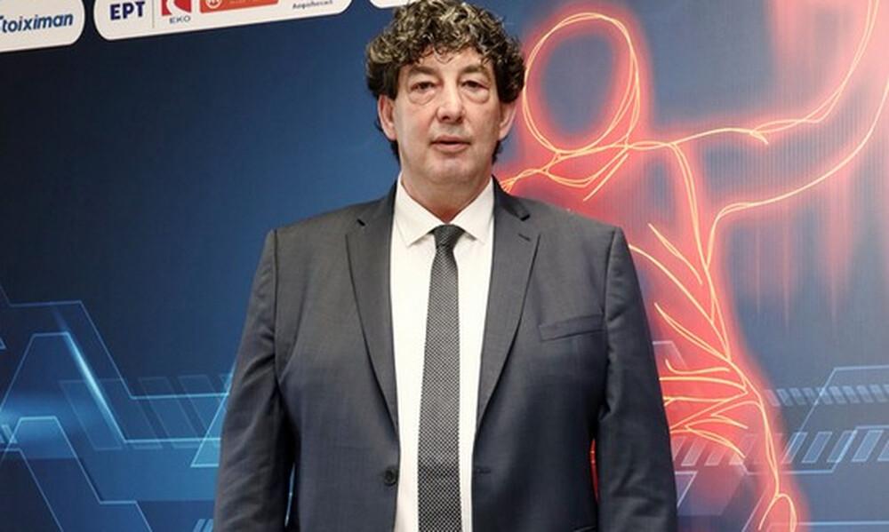 Γαλατσόπουλος: «Θα συνεργαστώ με όποια διοίκηση προκύψει από τις εκλογές της ΕΟΚ»