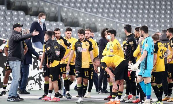 ΑΕΚ: Πυρ και μανία με την είσοδο οπαδών ο Μελισσανίδης - Αναζητά ευθύνες για το δημόσιο κράξιμο