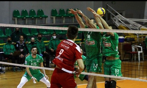 Volley League: Στέψη ή παράταση