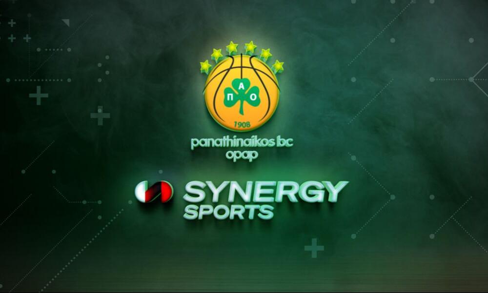 Παναθηναϊκός ΟΠΑΠ: Επέκταση συνεργασίας με τη Synergy Sports