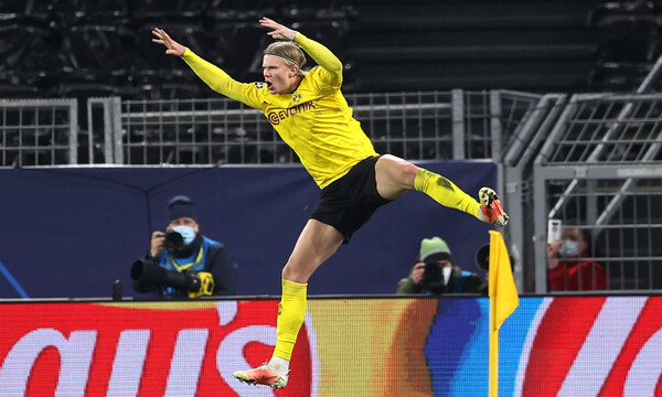 Champions League: Ο Χάαλαντ για τη συνέχεια του ρεκόρ