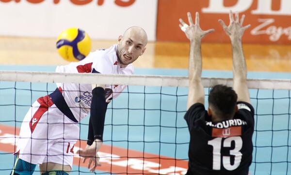 Volley League: Ο Φοίνικας Σύρου πέρασε από την Πυλαία, 1-3 τον ΠΑΟΚ (video)