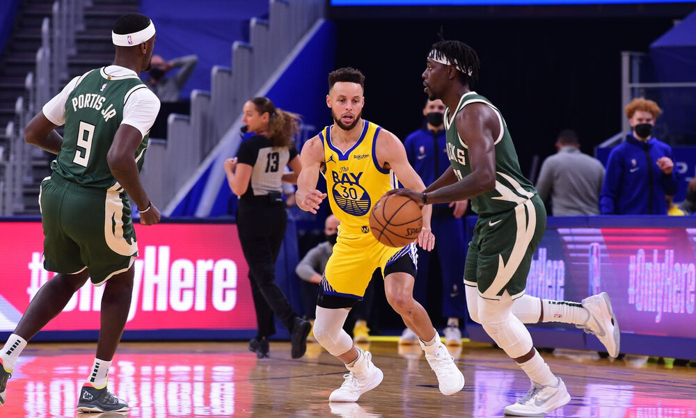 NBA: Πήραν το «θρίλερ» οι Ουόριορς (video+photos)