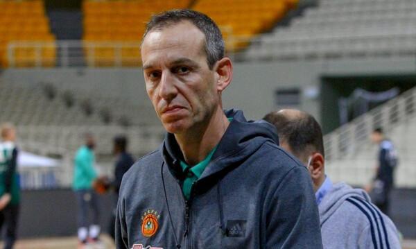 Κάτας: «Σημαντικό το ματς με Ζαλγκίρις - Να περιορίσουμε τα γκαρντ»