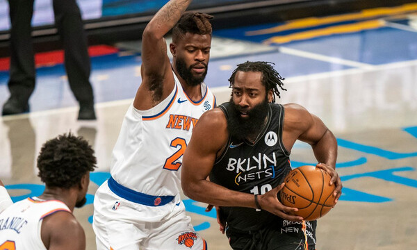 NBA: Χάνουν Χάρντεν οι Νετς (photos+video)