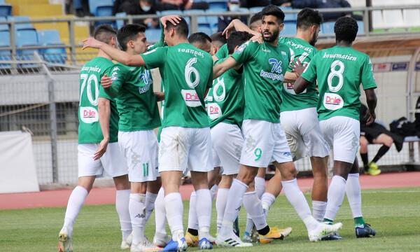 Super League 2: Ασταμάτητος ο Ιωνικός, νίκη για Λεβαδειακό - Όλα τα γκολ