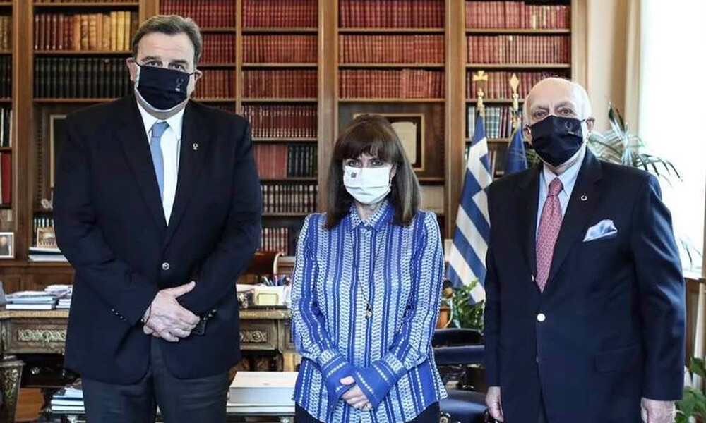 H Πρόεδρος της Δημοκρατίας θα εγκαινιάσει τις εγκαταστάσεις της ΔΟΑ στην Αρχαία Ολυμπία