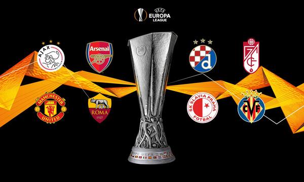 Europa League: «Μάχες» στα προημιτελικά