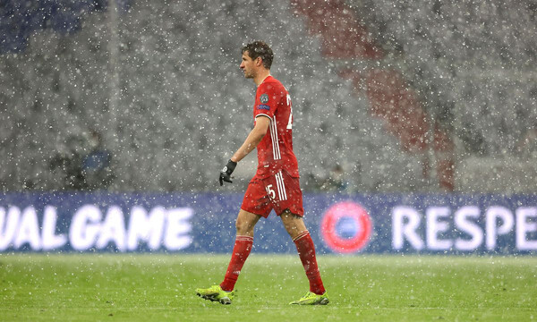 Champions League: Stop για Φλικ, Νόιερ και Μπάγερν (photos+video)
