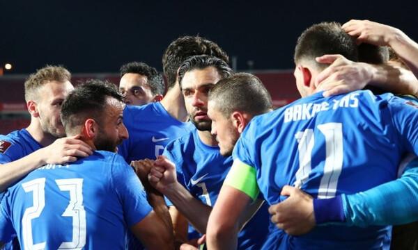 Εθνική Ελλάδας: Άνοδος στο FIFA Ranking (photos)