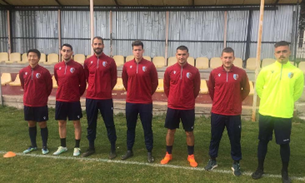 ΑΕΠ Κοζάνης: Αυτοί είναι οι έξι νέοι ποδοσφαιριστές
