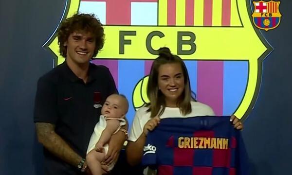 Οικογένεια Γκριεζμάν: Γεννημένοι στις 8 Απριλίου! (Photos)