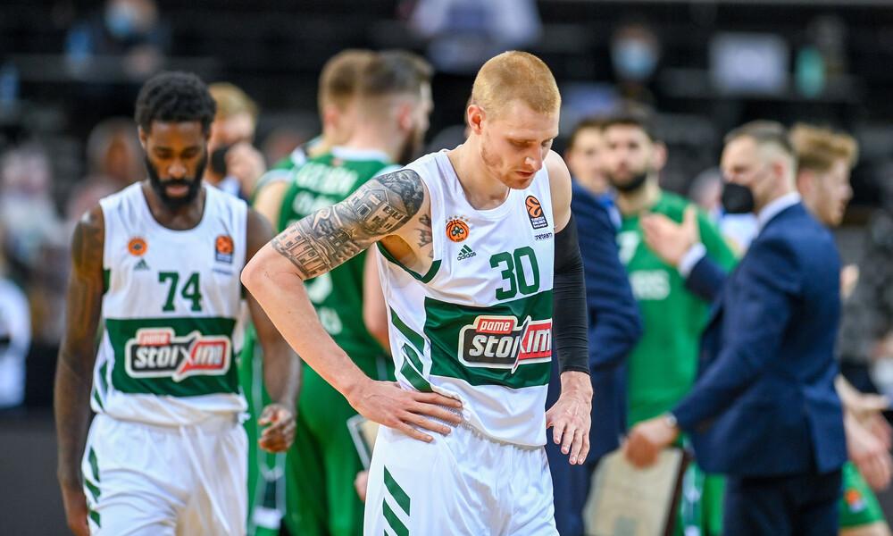 Ζαλγκίρις-Παναθηναϊκός ΟΠΑΠ 93-78: Εικόνα ντροπής στη Λιθουανία (videos+photos)