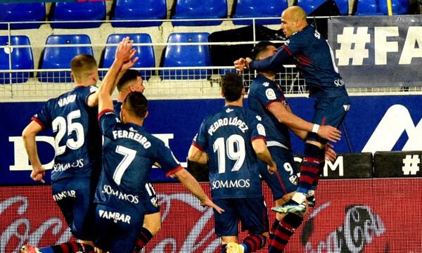 La Liga: Ένα βήμα… προς το θαύμα η Ουέσκα! (Photos)