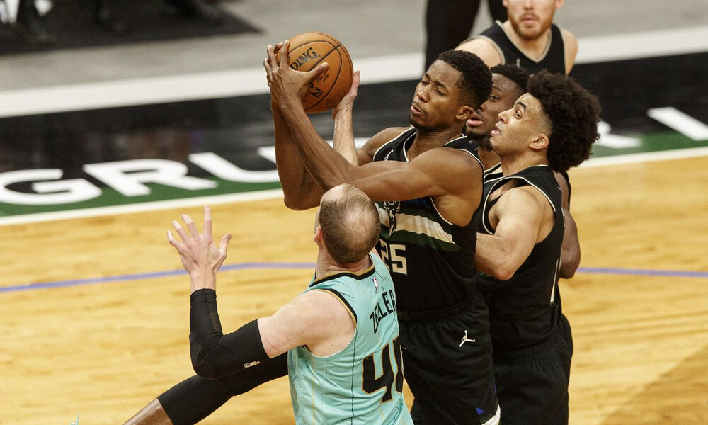 NBA: Νέα ήττα για Μπακς - Θετικός ο Θανάσης (photos+video)