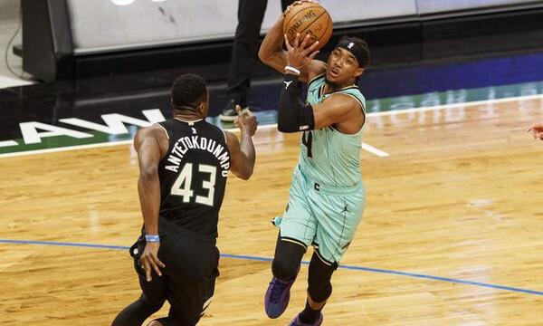 NBA: Η εξαιρετική εμφάνιση του Θανάση Αντετοκούνμπο (photos+video)