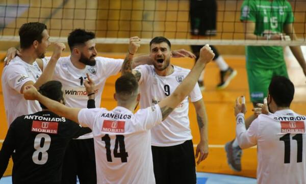 Volley League: Συνέχεια στα πλέι οφ