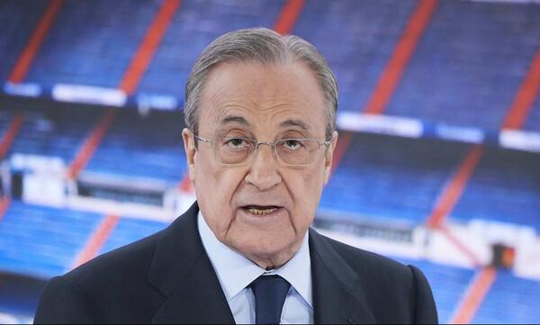 Ρεάλ Μαδρίτης: Υποψήφιος για την προεδρία ο Φλορεντίνο Πέρεθ