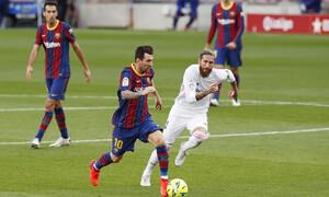 Ρεάλ Μαδρίτης-Μπαρτσελόνα: Ντέρμπι τίτλου