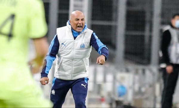 Μαρσέιγ: Στα όριά του οι παίκτες με Σαμπάολι (photos)