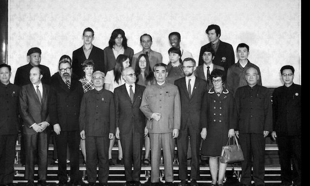 H δύναμη της «Διπλωματίας του Πινγκ Πονγκ»
